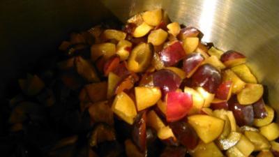 Zwetschken-Chili Chutney - Rezept