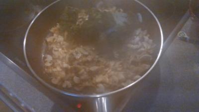 Verdammter-Spinat-Fleischstrudel - Rezept