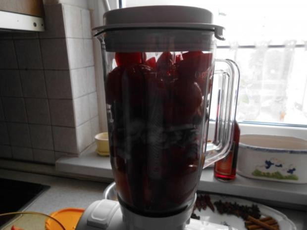 Tomaten-Ketchup einfach - Rezept - Bild Nr. 8