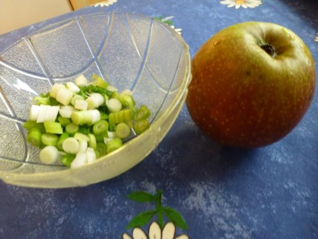 Hessische Rippchen mit Apfelwein-Kraut - Rezept - Bild Nr. 6