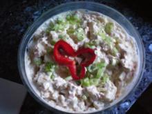 Salat: Schinken-Eiersalat - Rezept