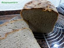 Brot:   RÖSTBROT -Roggenmisch- - Rezept