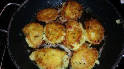 Macaire Kartoffeln auf die Schnelle - Rezept