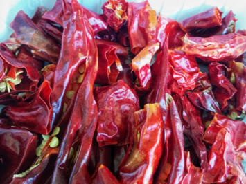Gemüse – Paprikaschoten trocknen - Rezept - Bild Nr. 2