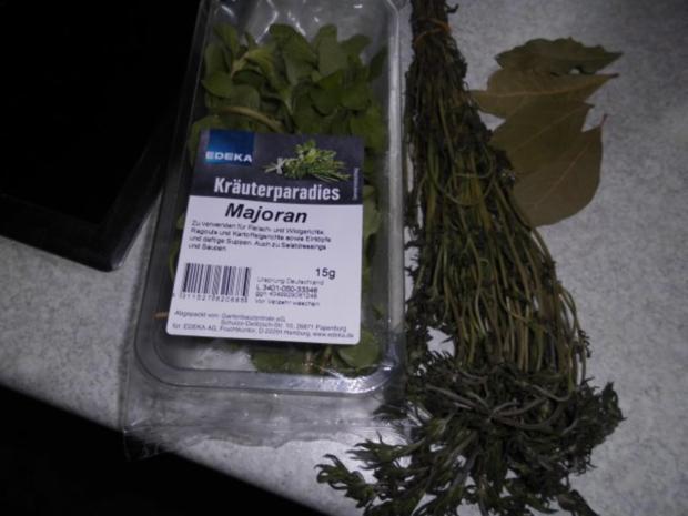 Grüne Bohnen mit Paprikaschoten süß-sauer eingelegt - Rezept - Bild Nr. 2