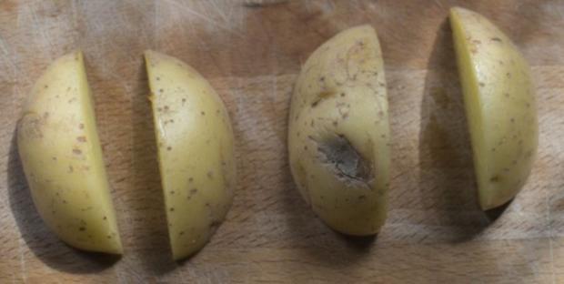 Paprika Kartoffelecken - Rezept - Bild Nr. 4