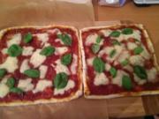 Margherita Pizza - Rezept