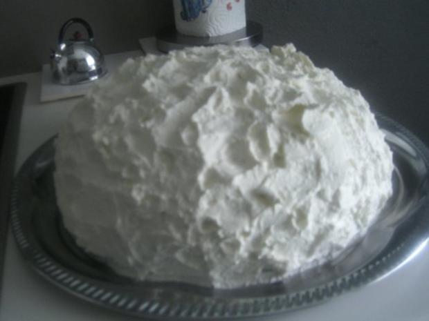 Regenbogen-Torte - Rezept - Bild Nr. 3