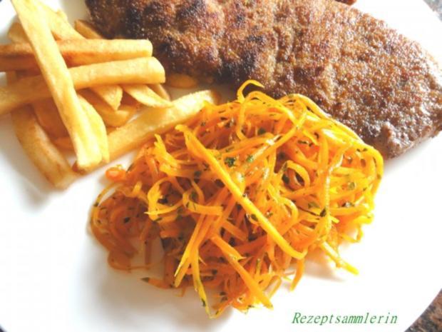 Karotten Julienne