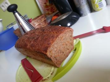 Karottenbrot - Rezept