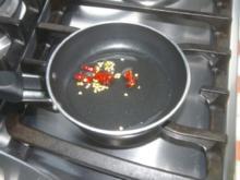 Sichuan - Suppe - Rezept
