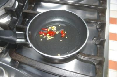 Rezept: Sichuan - Suppe