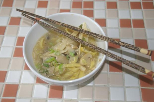 Sichuan - Suppe - Rezept - Bild Nr. 4