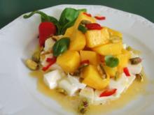 Mozzarella meets Mango - Rezept - Bild Nr. 2