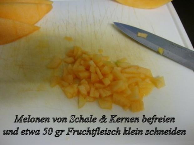 Melonen-Aprikosen Konfitüre - Rezept - Bild Nr. 3