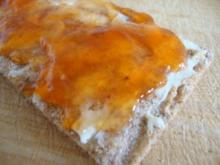 Süßes Tomaten-Blutorangen Gelee - Rezept