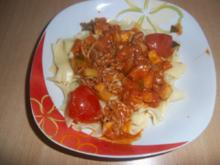 Sommer Gemüse Pfanne - Rezept