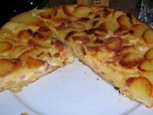 Tortilla - schnelle Küche - Rezept