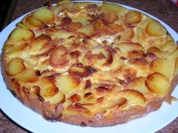 Tortilla - schnelle Küche - Rezept - Bild Nr. 2