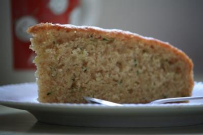Kuchen: Zucchini-Rad - Rezept