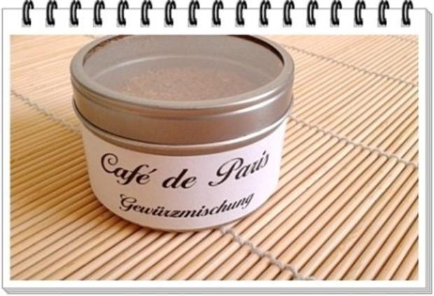 "Die selbstgemachte ""Café de Paris"" – Gewürzmischung - Rezept - Bild Nr. 15"