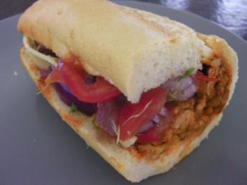 """Sandwich: """"Australische Grillage"""" - Rezept"""