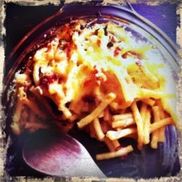 Rezept: Mac ´n Cheese