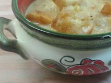 Sauerkraut-Suppe - Rezept