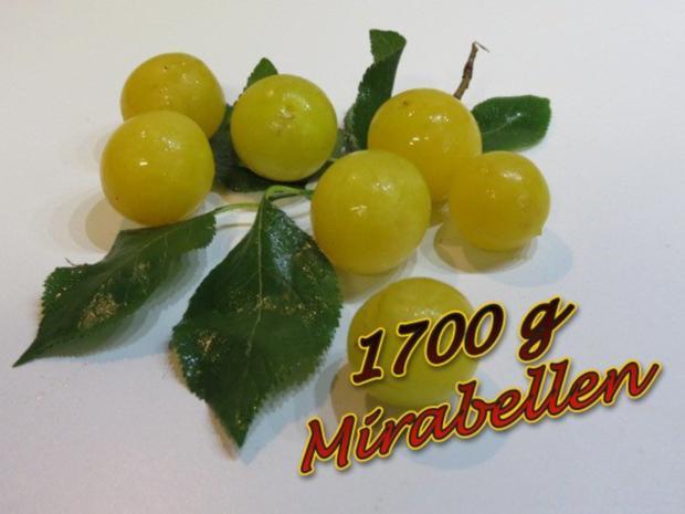 Mirabellen-Sekt-Limonncello-Marmelade - Rezept - Bild Nr. 2