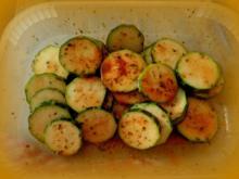Zucchini-Scheiben zum Grillen - Rezept