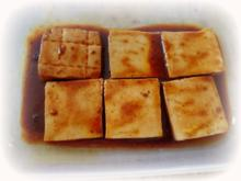 Marinierter Tofu zum Grillen - Rezept