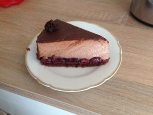 Königliche Schoko Käsesahne Torte - Rezept - Bild Nr. 7