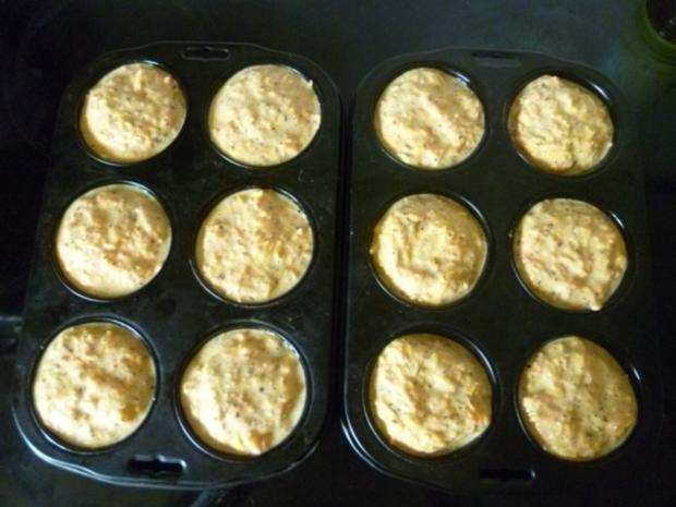 Kleingebäck - KüKaHa-Muffins - Rezept - Bild Nr. 3