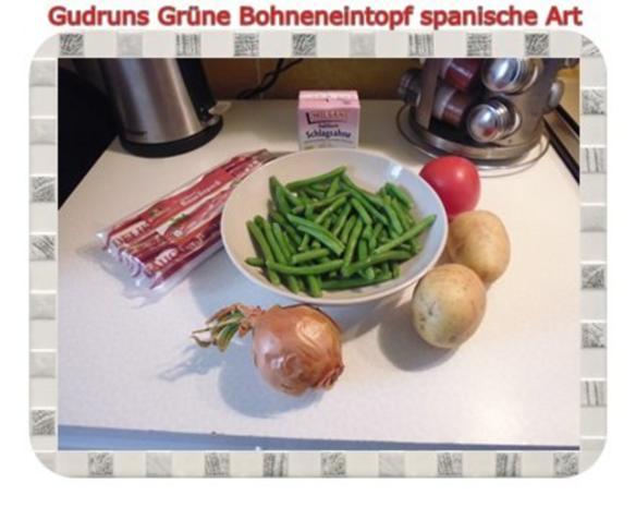 Eintopf: Bohneneintopf auf spanische Art - Rezept - Bild Nr. 2