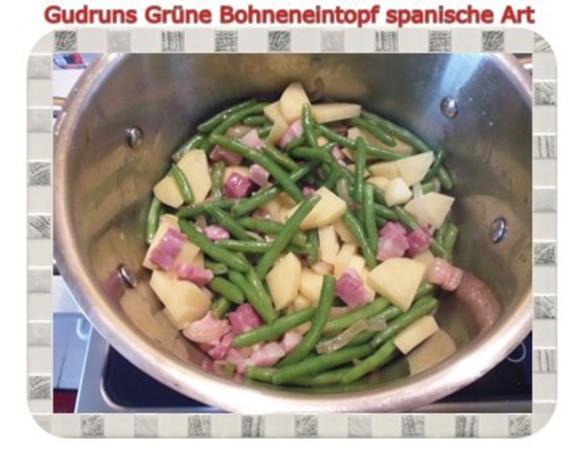 Eintopf: Bohneneintopf auf spanische Art - Rezept - Bild Nr. 10