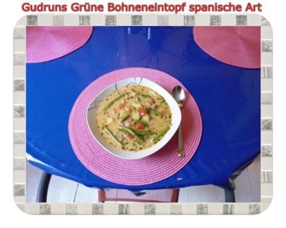 Eintopf: Bohneneintopf auf spanische Art - Rezept - Bild Nr. 15