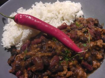 """Chili con carne """"peruviana"""" - Rezept"""