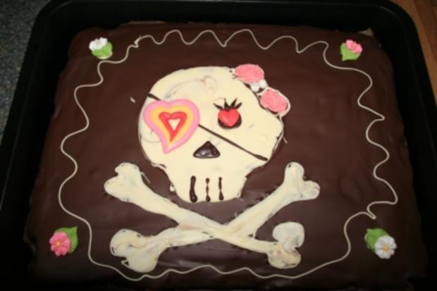 Blechkuchen für den Kindergeburtstag, Marmorkuchen - Rezept - Bild Nr. 2
