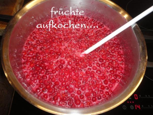 Ribisel Marmelade spezial - Rezept - Bild Nr. 3