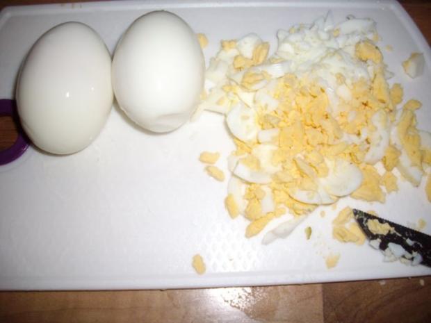pikanter eierbrotaufstrich - Rezept - Bild Nr. 5