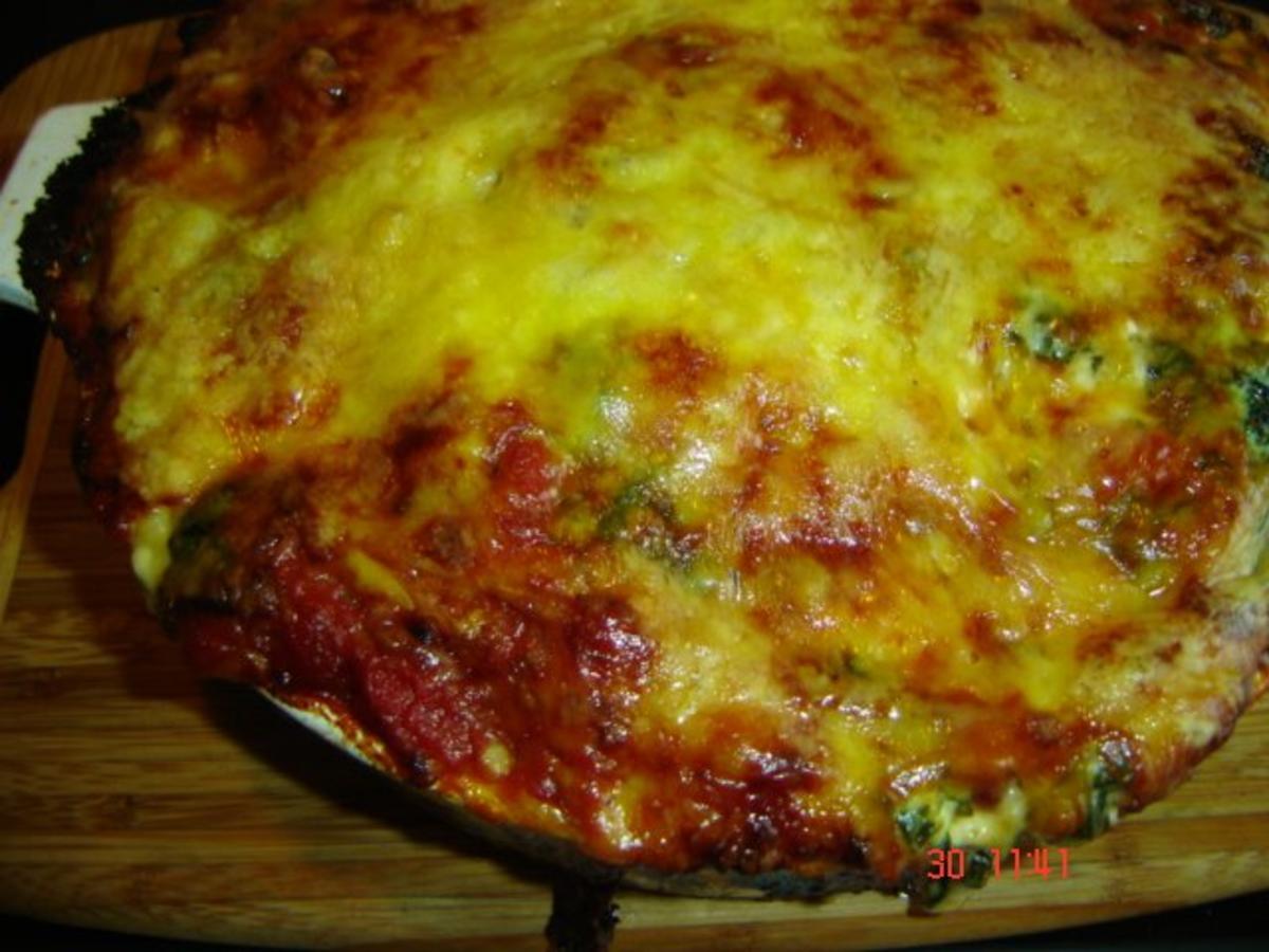 Pizzabrötchen nach meiner Art - Rezept Gesendet von Heimi