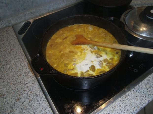 Kalb-Schweine-Curry süss-sauer - Rezept - Bild Nr. 15