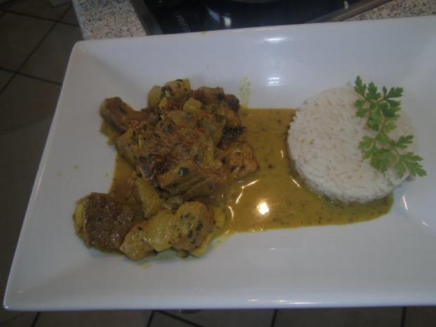 Kalb-Schweine-Curry süss-sauer - Rezept - Bild Nr. 18