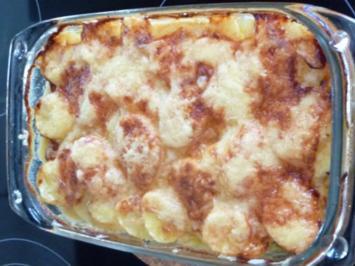 Kartoffeln Gratin nach Bauernart - Rezept - Bild Nr. 3