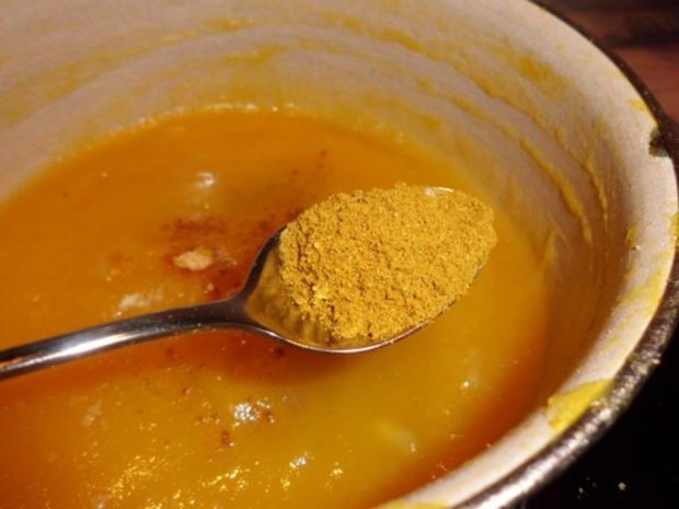 """Aufstrich, deftig: Curry-Ketschup """"Indira"""" - Rezept - Bild Nr. 4"""
