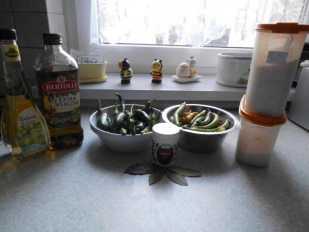 Peperoni, Pfefferoni und Jalapenos - Rezept - Bild Nr. 2