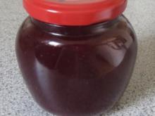 Einmachen: Himbeermarmelade ala Oma - Rezept