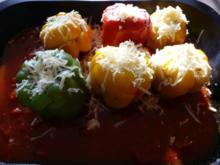 Paprika gefüllt auf Toscanische Art. - Rezept
