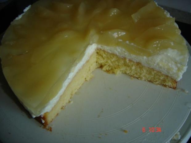 Birnen-Reis-Torte - Rezept - Bild Nr. 2