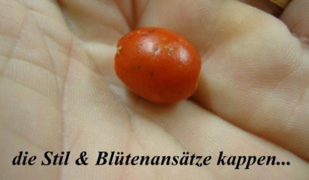 Hagebutten-Orangengelee mit Tonkabohne und Ingwer gepimmt - Rezept - Bild Nr. 3